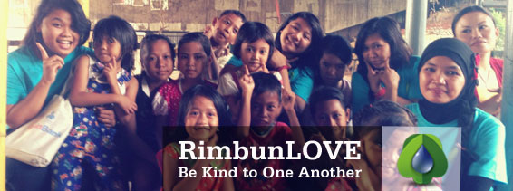 RimbunLOVE - Be Kind to One Another