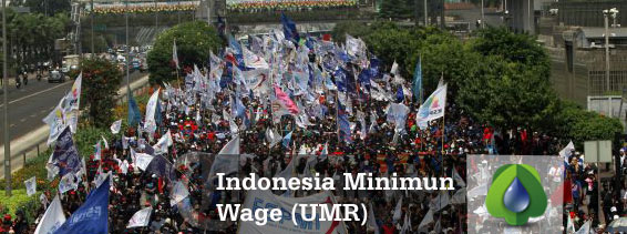 RimbunNEWS - Indonesia Minimum Wage (UMR)