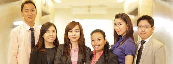 Meet Rimbun Job Agency Recruitment Consultant